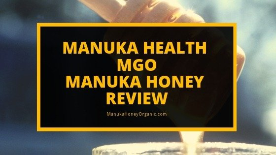 Manuka Health Manuka Honey Review